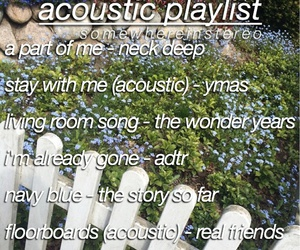 acoustic, aesthetic, and bambi image