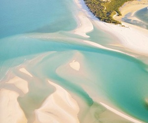 australia, beach, and beachlife image