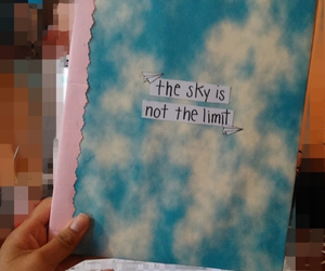 book, diy, and notebook image