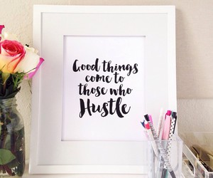 chic, decorate, and hustle image