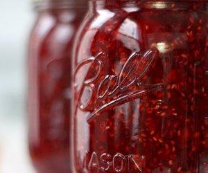 raspberry and jam image