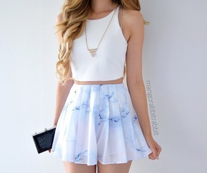 babe, fashion, and swagg image