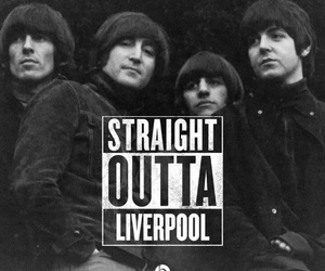 band, Liverpool, and love image