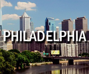 Philadelphia, america, and city image
