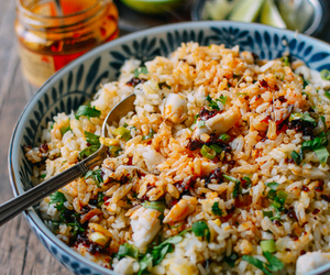 food, rice, and yummy image