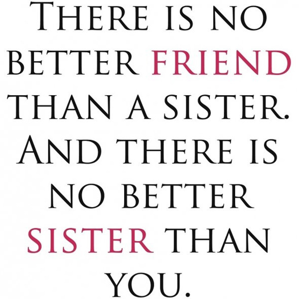 Friendship Quotes: Deep And Heart Touching Sister Friendship ...