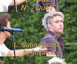 funny, los, and niall horan image