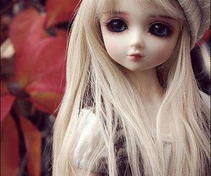 beautiful, dolls, and muñecas image