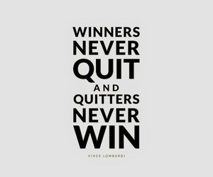 quote, motivation, and winner image