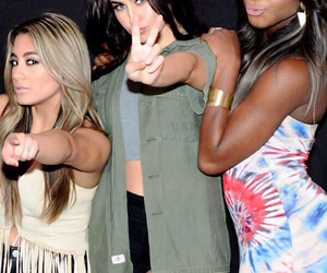 girls, fifth harmony, and normani kordei image