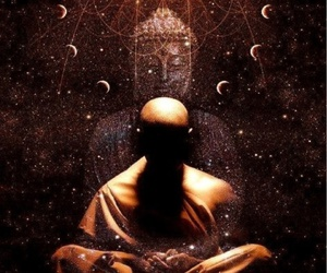 fear, open your mind, and meditation image