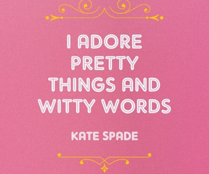 kate, quote, and spade image