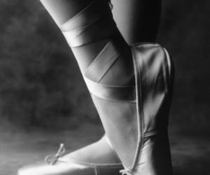 ballet, bailarina, and beautiful image
