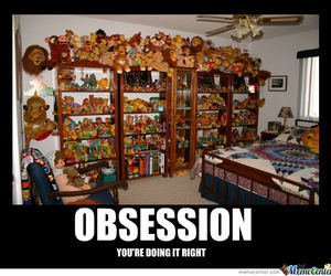awesome, funny, and obsession image