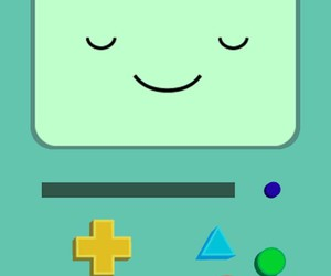 wallpaper, bmo, and adventure time image