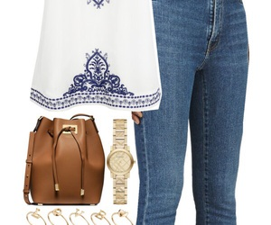 Polyvore, tumblr, and styleselection image