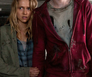 zombie, warm bodies, and love image