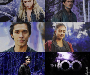 dark purple, the 100, and favorites of s1 image