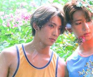 gongchan, b1a4, and gong chan shik image
