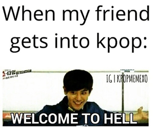exo, kpop, and fangirls image