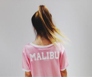 malibu, girl, and pink image