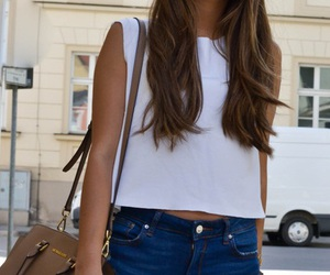 chic, cloths, and outfit image