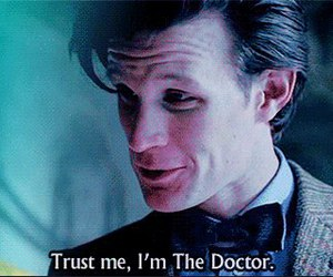 doctor who, matt smith, and doctor image