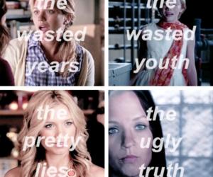 sara, pretty little liars, and pll image