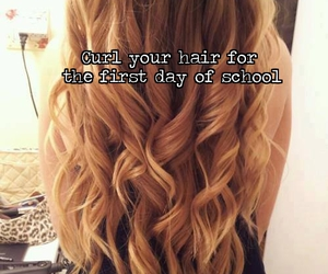 curl, day, and first image