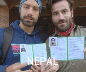 nepal and world party image