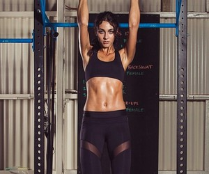 fitness, sports, and style image