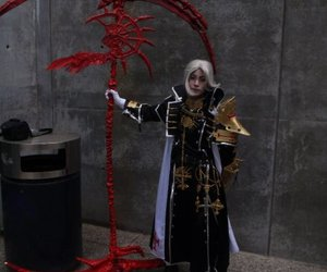 cosplay, trinity blood, and abel nightroad image
