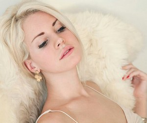 lana del rey, lizzy grant, and blonde image