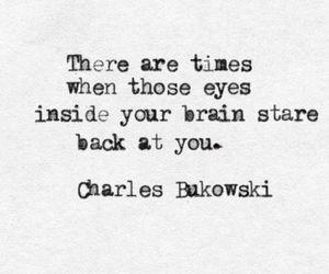 charles bukowski, quote, and words image