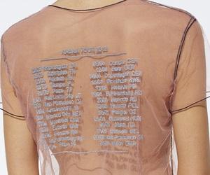 avant-garde, shirt, and fashion image