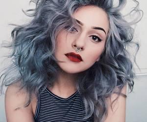 grey hair image
