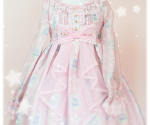 doll, Dream, and pink image