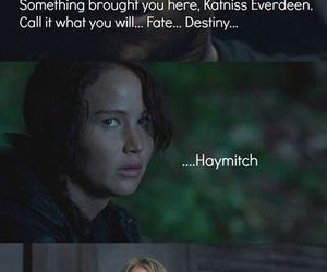 the hunger games and haymitch image