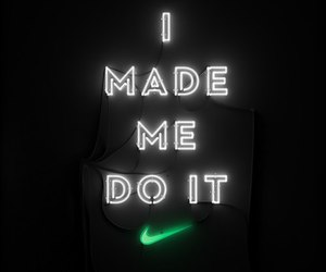 motivation, nike, and quotes image