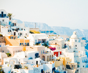 Greece, summer, and love image