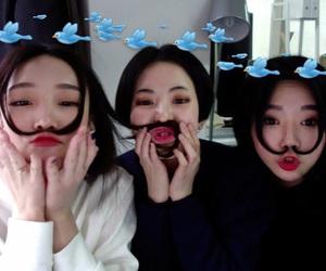 korean, ulzzang, and korea image