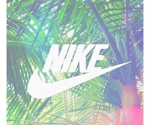 nike, blue, and summer image