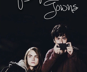 paper towns, cara delevingne, and margo roth spiegelman image