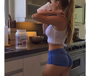 body, girl, and motivation image