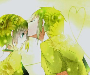 vocaloid, gumo, and gumi image