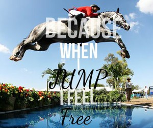 equestrian, free, and riding image