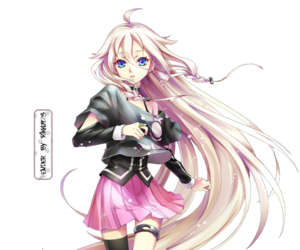 vocaloid and ia image