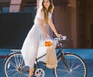bike, fashion, and summer image