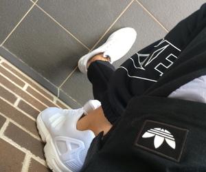 adidas, nike, and tumblr image