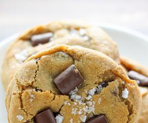taste, chocolate, and sweet image